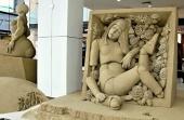 Pieskové monumenty v Nitre