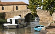 Na člne po Canal du Midi