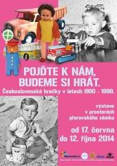 Viete s čím sa hrali deti v ČSSR?
