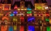 Noc ako deň v Paríži