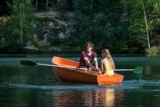 Romantika na vodě