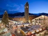 Advent v Južnom Tirolsku