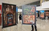 Výstava o Česku - na letisku