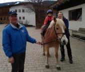 Elenka a Danielka v južnom Tirolsku - na Kronplatzi - II.