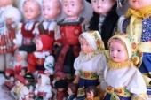 Výstava bábik v Zlíne