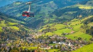 Vítejte v Sankt. Johann - Alpendorf
