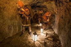 Nový život v podzemí