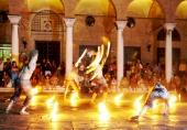 Zlatá noc v Ravenne