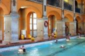 Turecké kúpele s panorámou