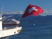 Ženevské jazero, pýcha Švajčiarov