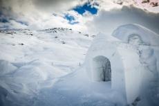 Zermatt - najväčšie iglu na svete