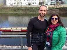 Na rieke Labe športom k zdraviu