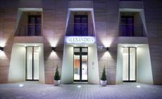 Hotel Alexandria - pýcha Luhačovíc