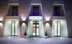 Hotel Alexandria - pýcha Luhačovic