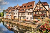 Zažite veľkonočný Colmar v Alsasku