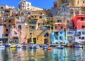 Ostrov Procida a jeho netradičné veľkonočné zvyky