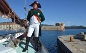 Napoleon je späť na Elbe