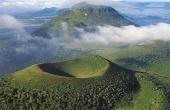 Divoká príroda v Auvergne